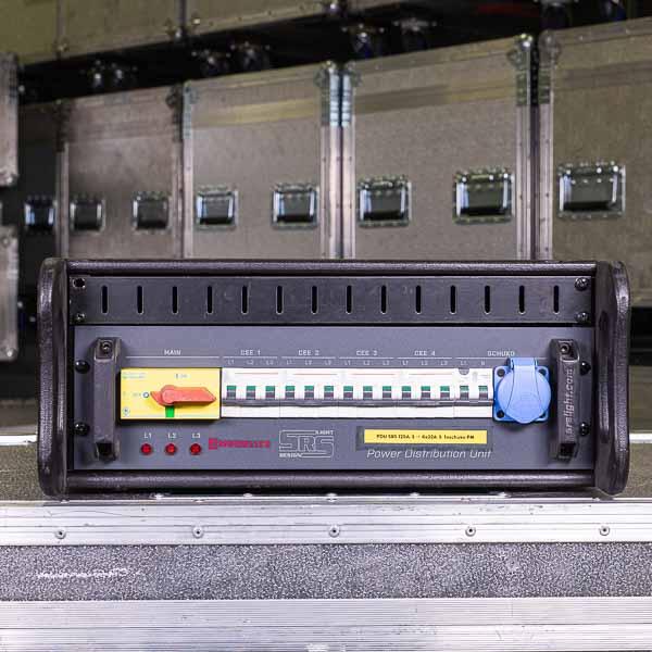 SRS 125A 4x32A Front
