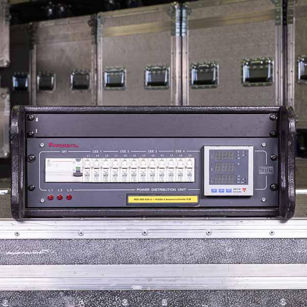 SRS 63A 4x32A Front