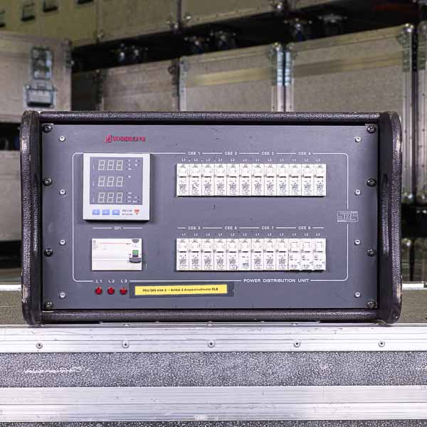 SRS 63A meter Front