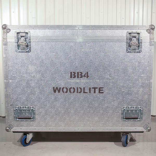 Used BB4 Flight Case