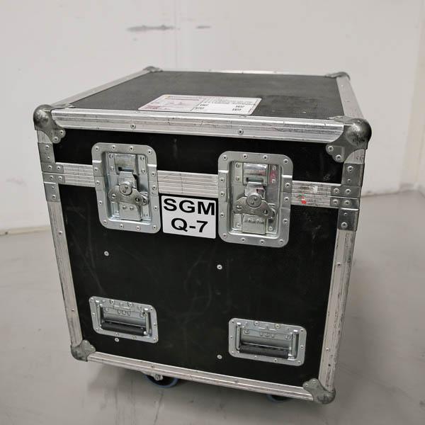 Used SGM Q-7 Case