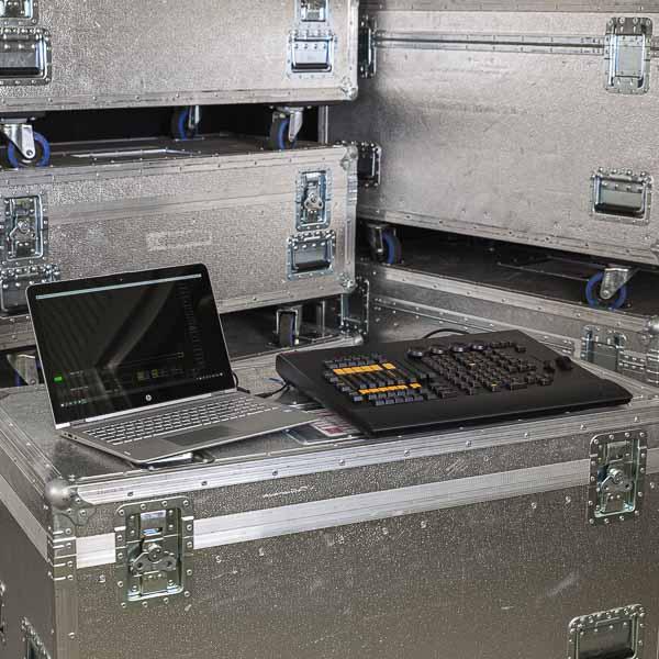 grand MA2 PC-kit small