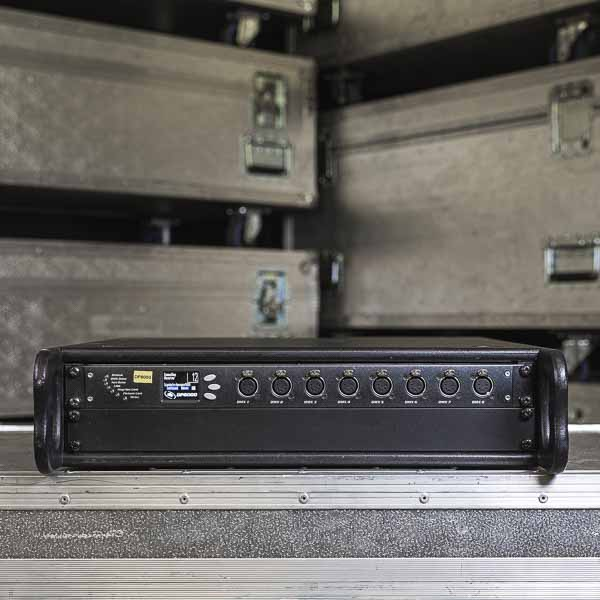 High-End DP8000 Black