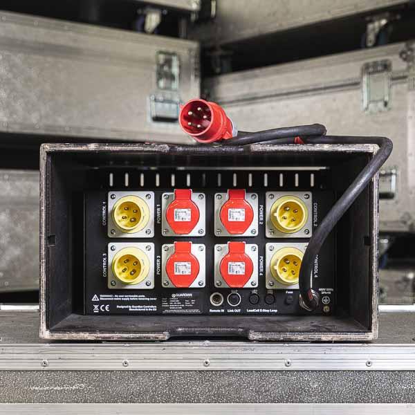 Hoist Control no 12 rear
