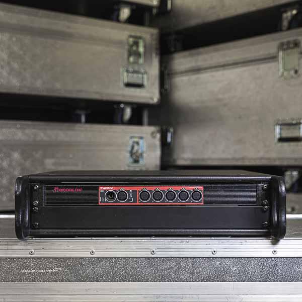 Swisson DMX Splitter 5ch