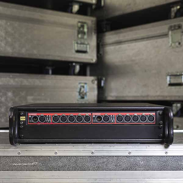 Swisson DMX Splitter RDM 10ch